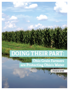 Doing Their Part 2016 Water Quality Progress Report
